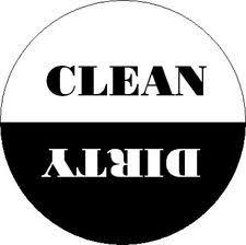 Dirty Clean Dishwasher Magnet Dishwasher Magnet Ebay