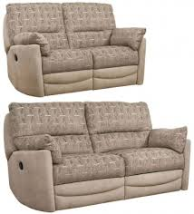 Recliner Sofa Suite Buy Buoyant Metro 3 2 Seater Fabric Recliner Sofa Suite