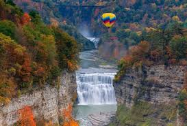 most beautiful parks in the us letchworth state park ny voted america s most beautiful state park