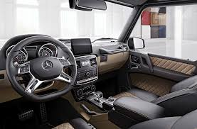 mercedes benz museum interior europe gets two 2017 mercedes benz g class special editions