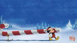 video disney revives hand drawn animation mickey u0027s merry