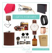Gifts For Him by 2014 Gift Guide Gifts For Him A Touch Of Teal