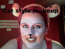 cat halloween cat facepaint tutorial youtube
