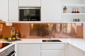 cuivre cuisine m83 ambiance chic accessible complexite brun bois cuivre cuisine
