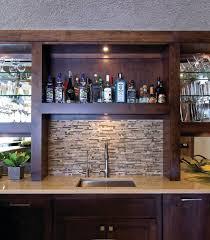 small wet bar sink basement wet bar sink with tile backsplash http lanewstalk com