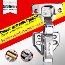 Kitchen Cabinet Hinges Hardware Online Get Cheap Hinges Kitchen Cabinets Aliexpress Com Alibaba