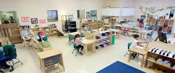 floor plan of preschool classroom brooklyn leport montessori schools