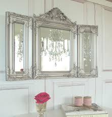 Barock Schlafzimmer Silber Zauberhafter Landhaus Wandspiegel Barock Silber Shabby Chic