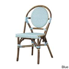 paris bistro chairs set of 2 free shipping today overstock