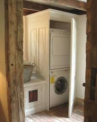 laundry in bathroom ideas 103 best stacking washer dryer images on laundry