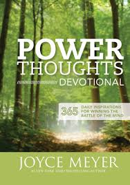 joyce meyer developing power thoughts action plan dvd cd guide 12