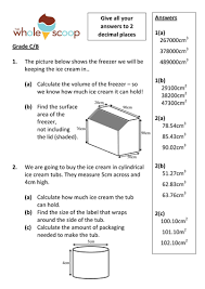 volume and surface area of difficult prisms cylinders spheres