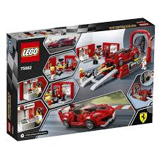 lego ford set speed champions 75882