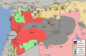 Syria On A Map by Is The Expanding U S Military Presence In Syria Legal The