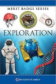 exploration merit badge