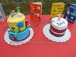dr seuss birthday cakes coolest dr seuss cakes