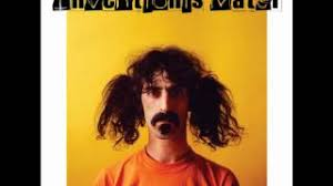 Sofa Frank Zappa Inventionis Mater Mother People Frank Zappa Youtube