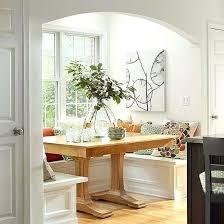kitchen ideas breakfast nook built in kitchen nook plans built in