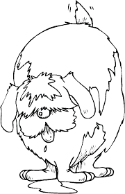 dog coloring pages coloring