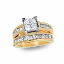 gold wedding ring sets bridal sets wedding zales