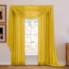 yellow and turquoise curtains wayfair