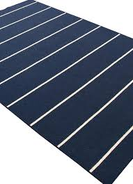 contemporary indoor outdoor rugs navy stripe rug roselawnlutheran
