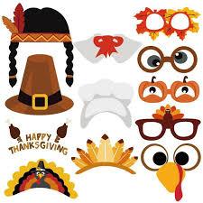 thanksgiving photo booth online shop bestoyard 38pcs creative diy thanksgiving party photo