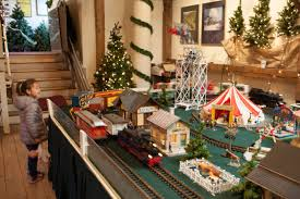 great trains holiday exhibit wilton historical society