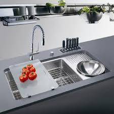 Kitchen Sink With Faucet Set Kitchen Minimalist Modern Stainless Kitchen Sink Design Mixed