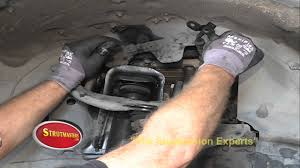 toyota lexus harrier 1998 how to fix the front and rear suspension on a lexus lx470 youtube