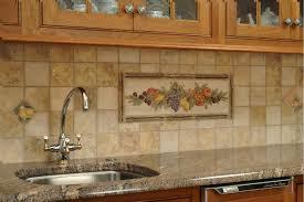 tile for backsplash in kitchen with summer harvest in gloss design