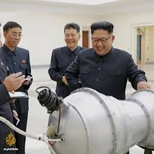 hydrogen bomb vs atomic bomb what u0027s the difference north korea