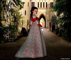 young princess anne by fluffykatt poser people