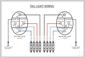 led tail light wiring diagram