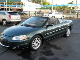 fancy 2001 chrysler sebring on vehicle design ideas with 2001