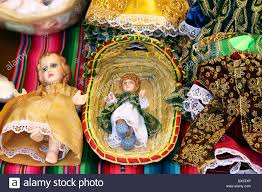 baby jesus figures called niños in spanish for nativity scenes