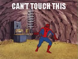 60s Spiderman Meme - spiderman meme 60s spiderman gif wifflegif