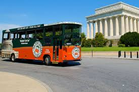 Chicago Trolley Tour Map by Old Town Trolley Washington Dc Discount Tickets