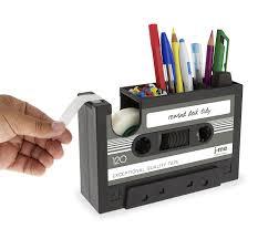 Awesome Desk Accessories by Amazon Com Rewind Desk Tidy Desk Organizer U0026 Tape Dispenser