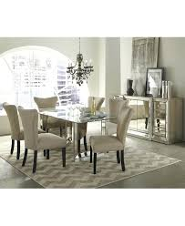 modern mirrors for dining room winsome contemporary dining room idea with mirror and painting