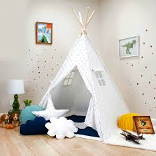 Kids Teepee by Handcrafted Made To Order Kids Teepees Teepeejoy Com