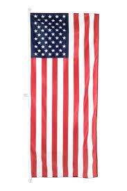 Usa Flag Photos Usa Hochformat Flagge 80 X 200 Cm Flaggenplatz De
