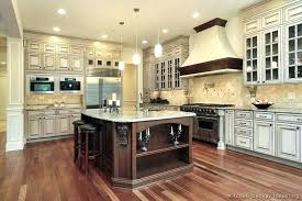 two color kitchen cabinets ideas painted kitchen cabinets two different colors stgrupp