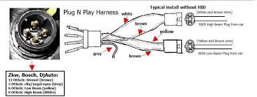 9005 hid headlamp wiring diagrams headlight socket diagram