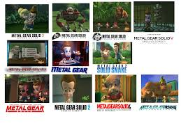 Metal Gear Rising Memes - jimmy neutron mgs comparision chart meme by irkenartwork12 on