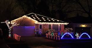 christmas light show illinois meet bob sherman who creates the best residential holiday light