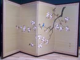 Asian Room Dividers by Wooden Japanese Room Divider Med Art Home Design Posters