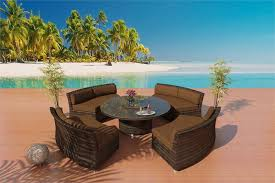 Outdoor Patio Furniture Sets by Outstanding Outdoor Wicker Patio Set For Home U2013 Wicker Furniture