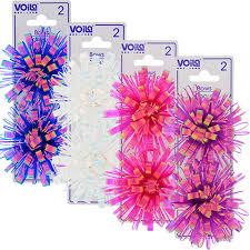 gift bows in bulk bulk voila iridescent gift bows 2 ct packs at