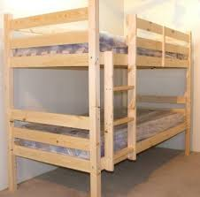 3ft Bunk Beds Bunkbed 3ft Single Solid Pine Bunk Bed Heavy Duty Bunk Bed
